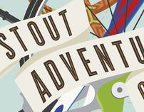 Urec Stout Adventures - Clinics Poster 2011-2012
