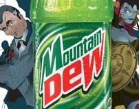 BEFORE YOU SAVE HUMANITY...DO THE DEW