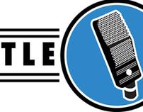 Battle Tapes Music Studio Branding