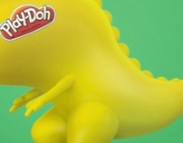 PRINT / Imagination takes shape - Play Doh