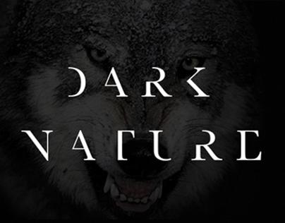 Dark Nature Exhibit