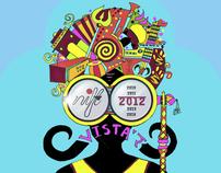 VISTAR - diary and calendar design