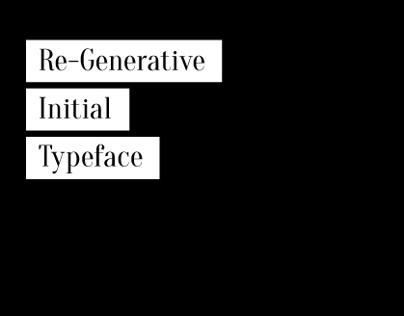 Re-Generative
