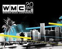 Winter Music Conference - WMC Miami 2012