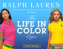 Ralph Lauren - Life in Color quiz