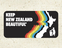 Keep New Zealand beautiful- 2009 Clean Up