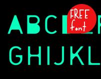 Sablon Type - Free font