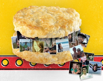Bojangles' Friend Biscuit Facebook App