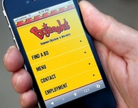 Bojangles Mobile Website