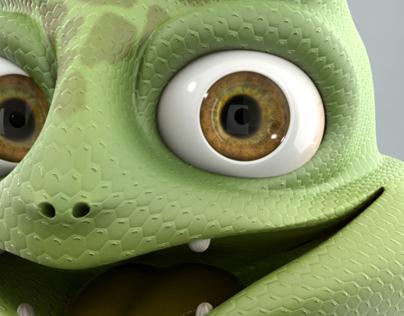 Branno - Mascot 3D