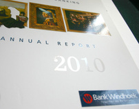 Bank Windhoek Annual Report 2010 – The Art of Banking