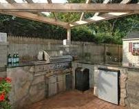 Built in BBQs / Outdoor Kitchens