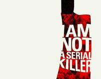 I AM NOT A SERIAL KILLER Film Poster
