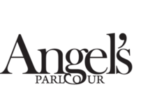 Angels Parlour - Corporate Identity Design