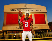 Brandon Boykin Promo Shots for UGA
