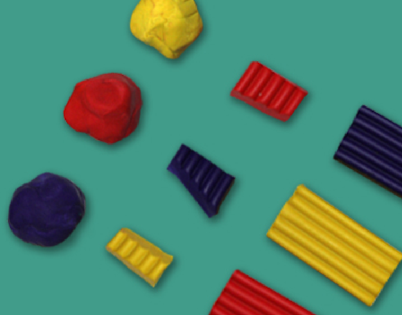 Packaging for plasticine