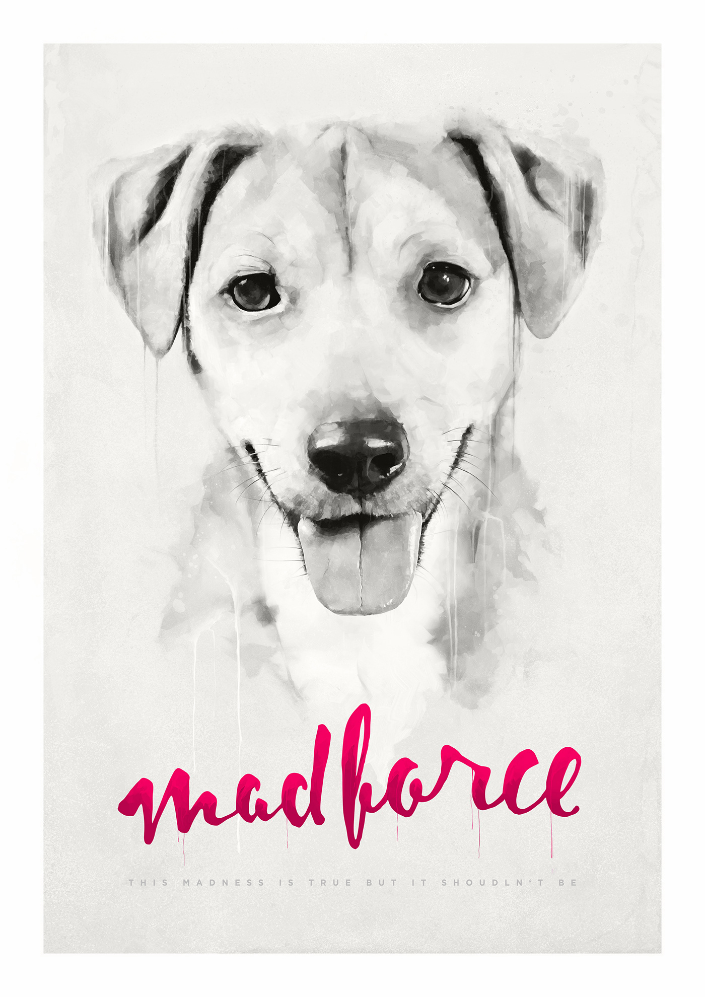 mad force - poster series