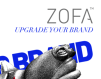 ZOFA. UPGRADING BRAND 2012
