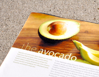 Avocado Magazine Spread