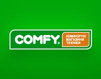 Online store COMFY.ua