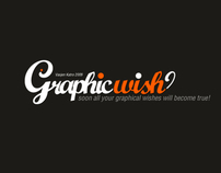 GraphicWish.com Logo Versions