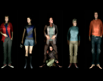 my reality life-sized body scans