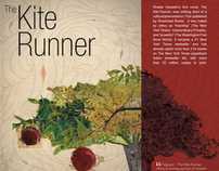 The Kite Runner Book Jacket
