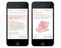 Smith & Nephew Wound Management IPhone App