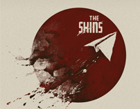 The Shins Tour Poster Design (Contest)