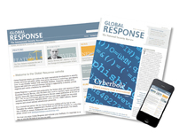 Global Response Magazine & Website design