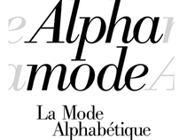 Alpha Mode: Alphabet Book