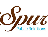 Spur Public Relations Identity