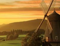 Windmill (Mattle painting)