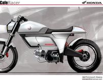 Honda 125 competition