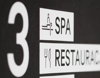 Poziom 511 Signage