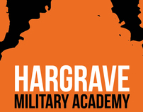 Hargrave Military Academy Football - Print Project