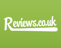 Reviews UK Logo and website designed by iLead.