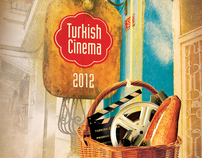 Berlin Film Fest. 2012 // Designs for Turkish Cinema
