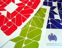 Ministry of Sound: Symbols Screenprints