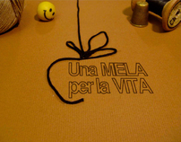 Una mela per la vita // An apple for life