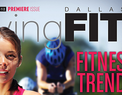 Living Fit Magazine