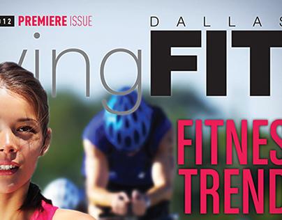 Living Fit Magazine