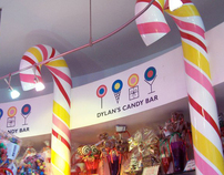 Dylans Candy Bar Installation