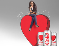 Diet Coke Integrated Brand Campaign