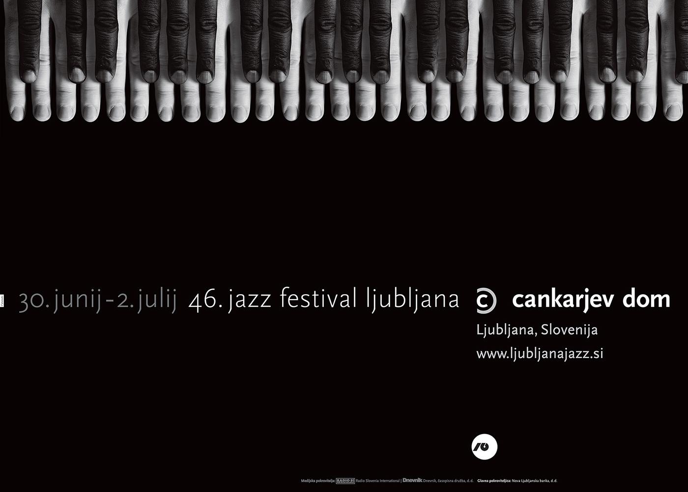 46. Jazz festival Ljubljana