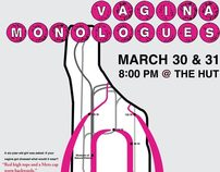 Vagina Monologues Production Poster