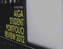 AIGA Portfolio Review