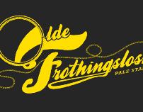 Olde Frothingslosh: Pale Stale Ale