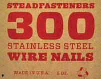 Steadfasteners Stainless Steel Wire Nails