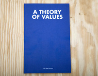 A Theory of Values book